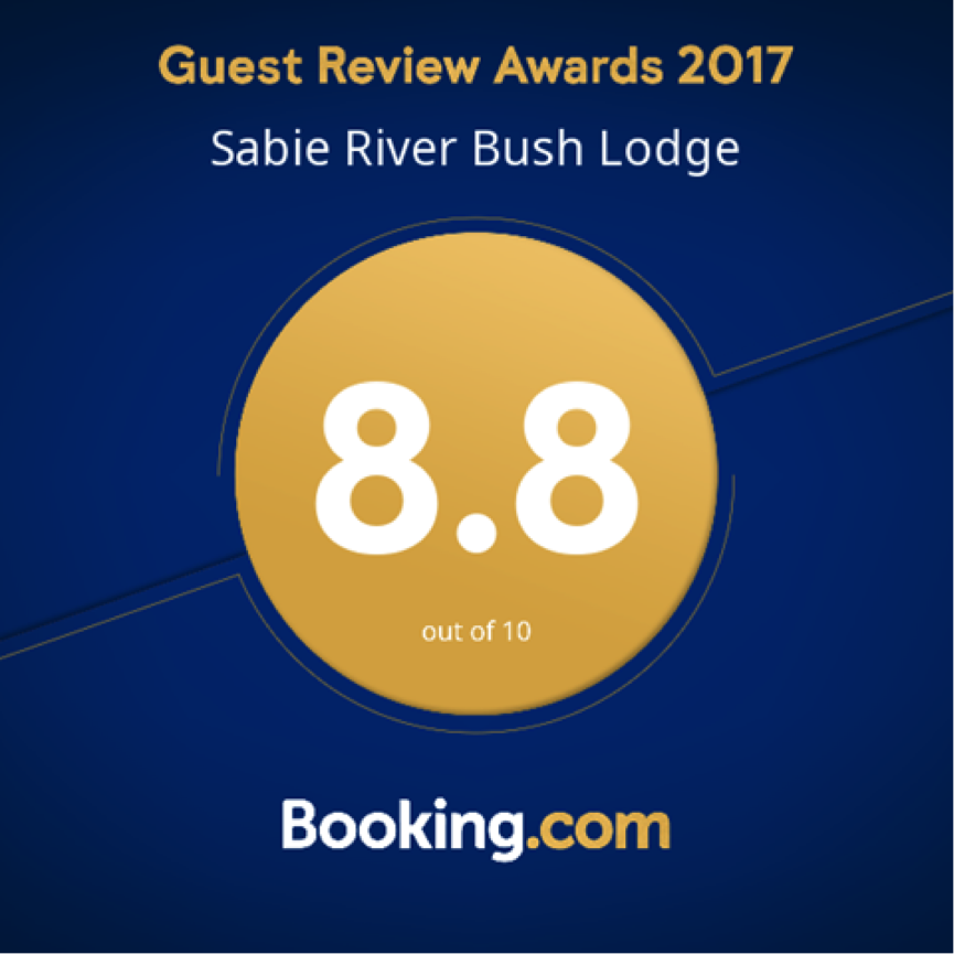 Booking.com badge 8.8 March 2018